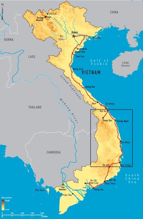 Vietnam Central South1